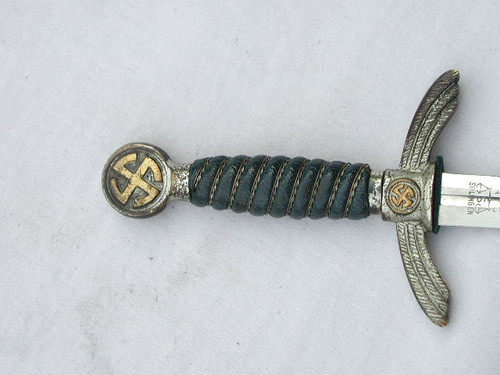 German Luftwaffe Miniature Sword, Alcoso, scales TM. *  #416