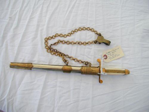 Bulgarian Army Dagger 1952#741