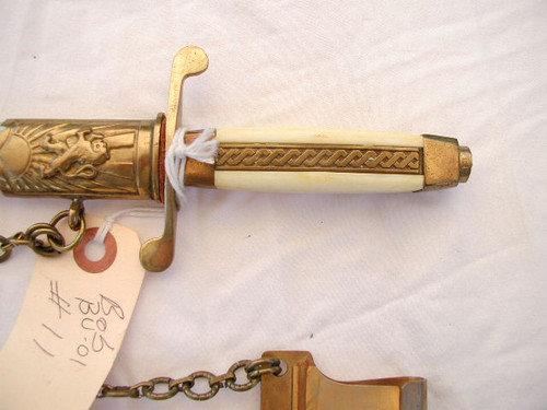 Bulgarian Army Dagger 1952 *#742