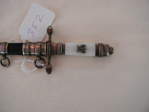 Miniature Polish Air Force dagger. #563