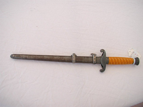 German Army Dagger. Maker Eickhorn Landmann *#777
