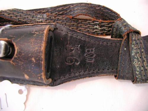 German Fireman's bayonet. Maker E. Scharff Kober & Co#450