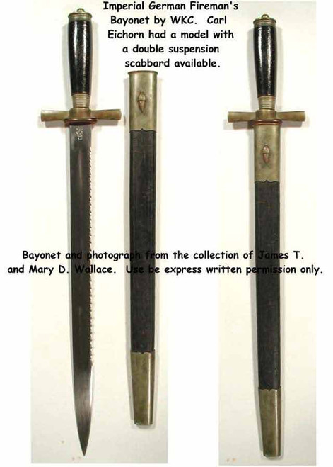 Imperial Fire Bayonet  #250