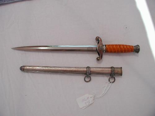 Army Dagger TM FW Holler, Solingen Personallized#636