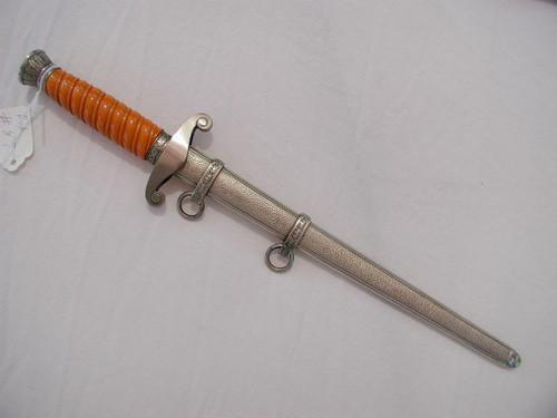 Army Dagger TM Rich A. Herder, Solingen,#633