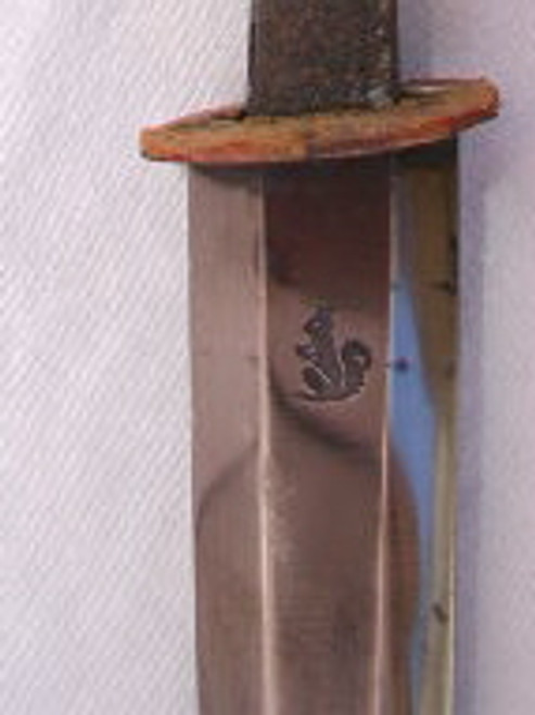 2nd Luftwaffe Rare Maker Mark, Eickhorn Rat Squirrel  #399