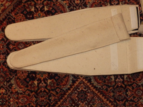 Genuine Felt Dagger Bags, Post War For German Army Daggers