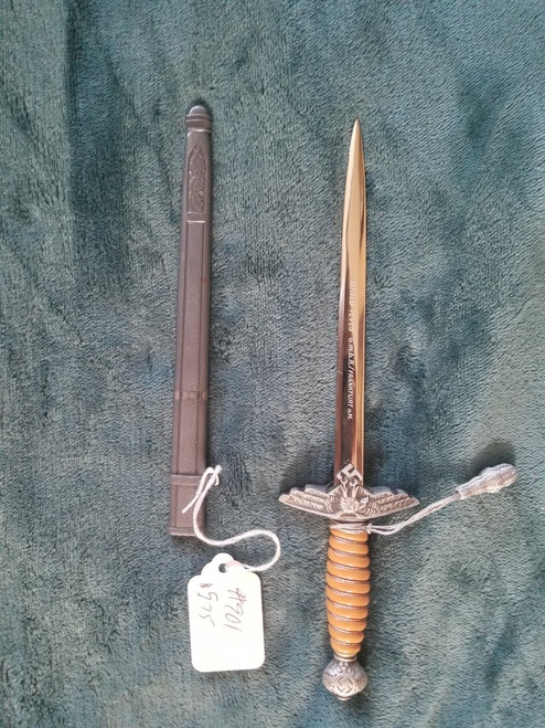 2nd Luftwaffe. Miniature Dagger by SMF