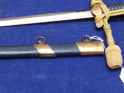 WWII German Sea Customs dress dagger reproduction