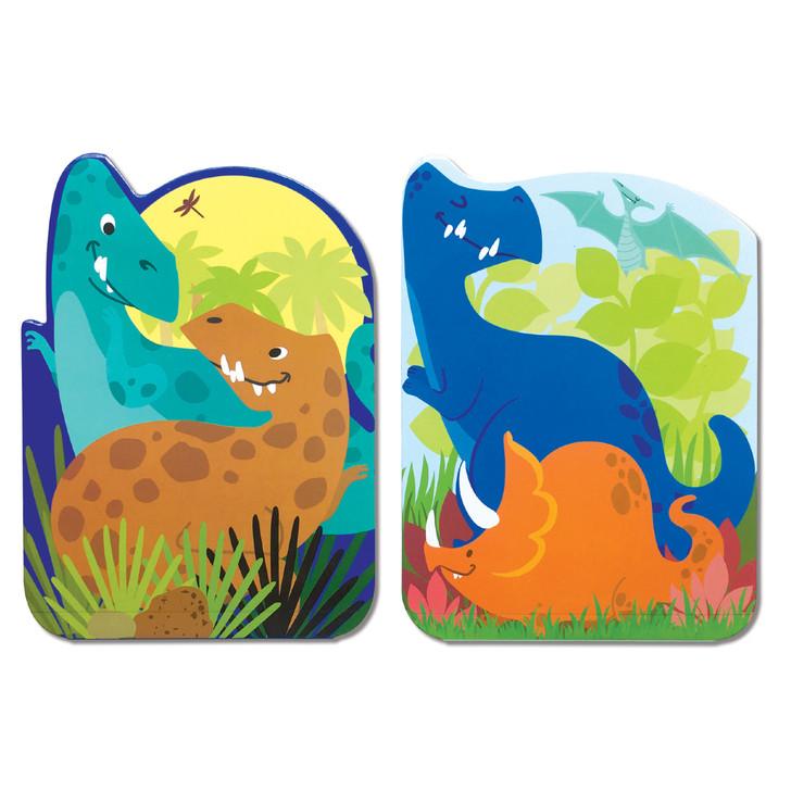 Pocket Doodle Pad-Dinosaur World- Set of 2