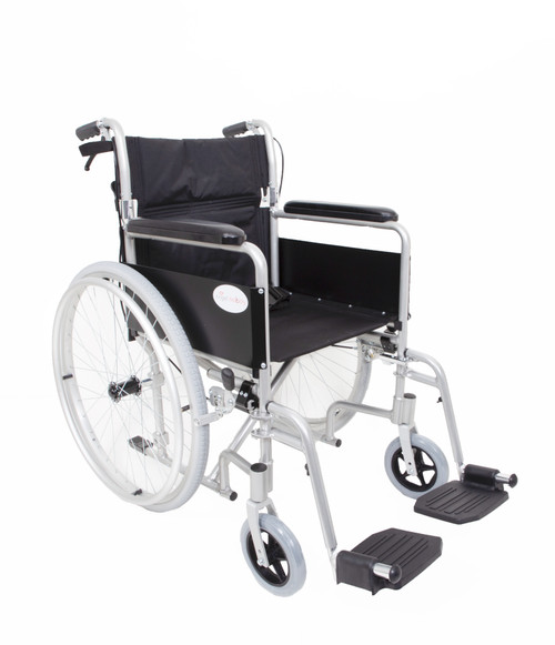 Lightweight Folding Self Propelled Wheelchair