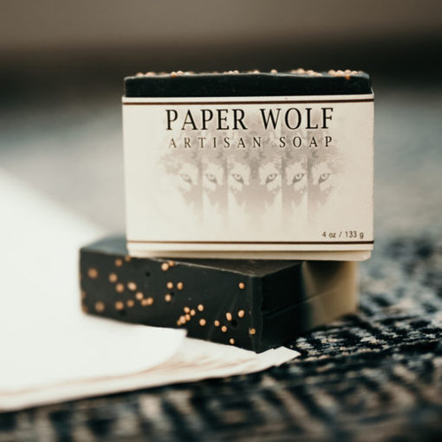 Paper Wolf Soap