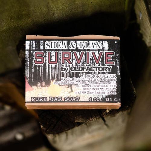 Survive Soap Bar