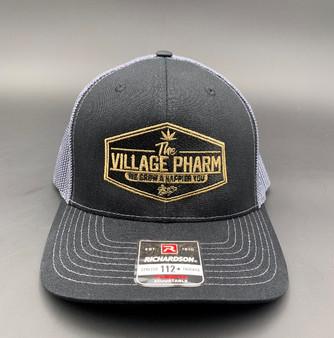 Richardson 112+ Hat (Charcoal)