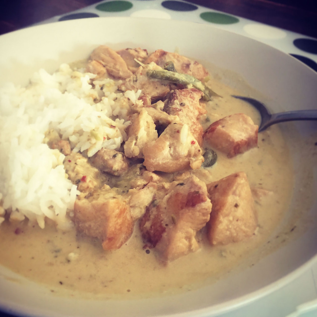 Life's Good Curry Pastes - Recipe - Green Chicken Curry