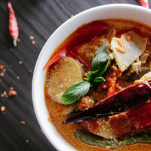 Life's Good Curry Pastes - Recipe - Thai Red Curry