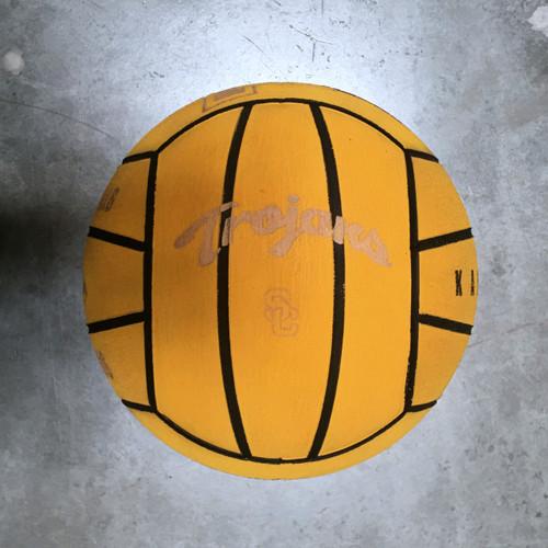 KAP7 Lazer Ethched HydroGrip Water Polo Ball
