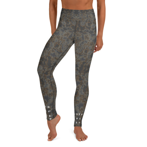 KAP7 Yoga Leggings Template