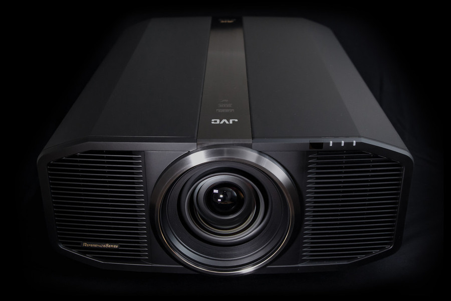 JVC DLA-RS4500K projector front view