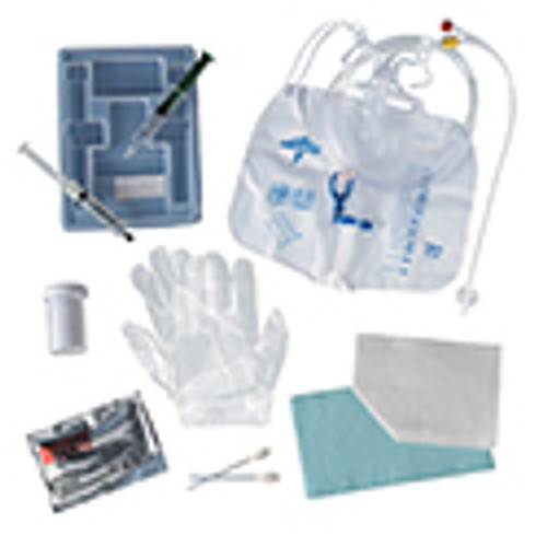 Add-A-Cath Foley Catheter Trays