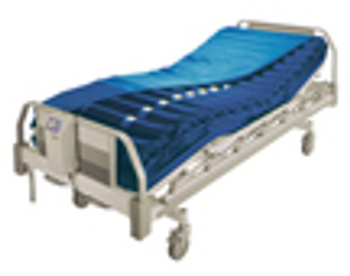 "5"" Low Air Loss Mattress, Genesis III Alternating Pressure Pump"