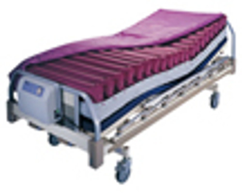 "8"" Low Air Loss Mattress, Legacy Pro Alternating Pressure Pump"