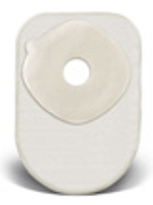 """ActiveLife® 1-Piece Closed-End 8"""" Pouch with 1¼"""" Stoma, Transparent"""