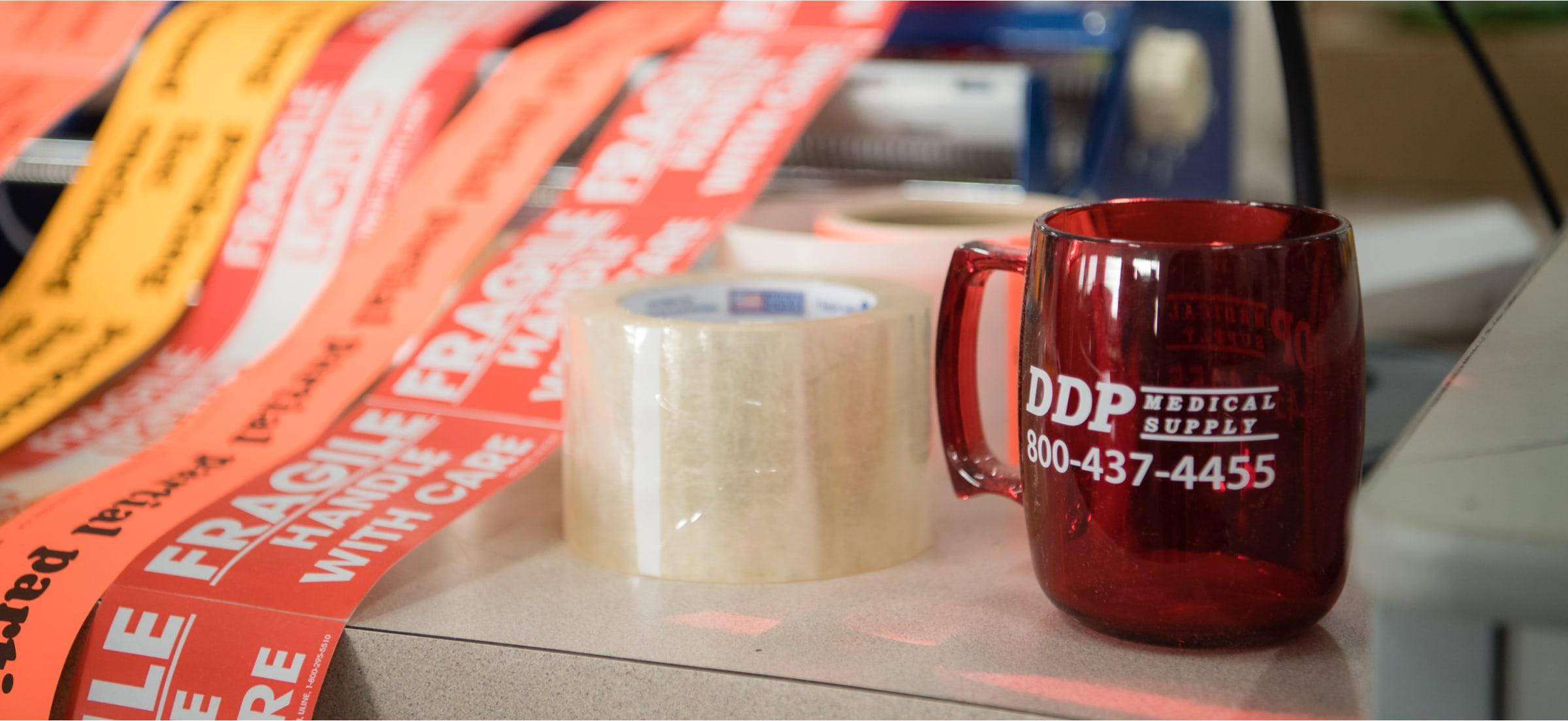 DDP Branding