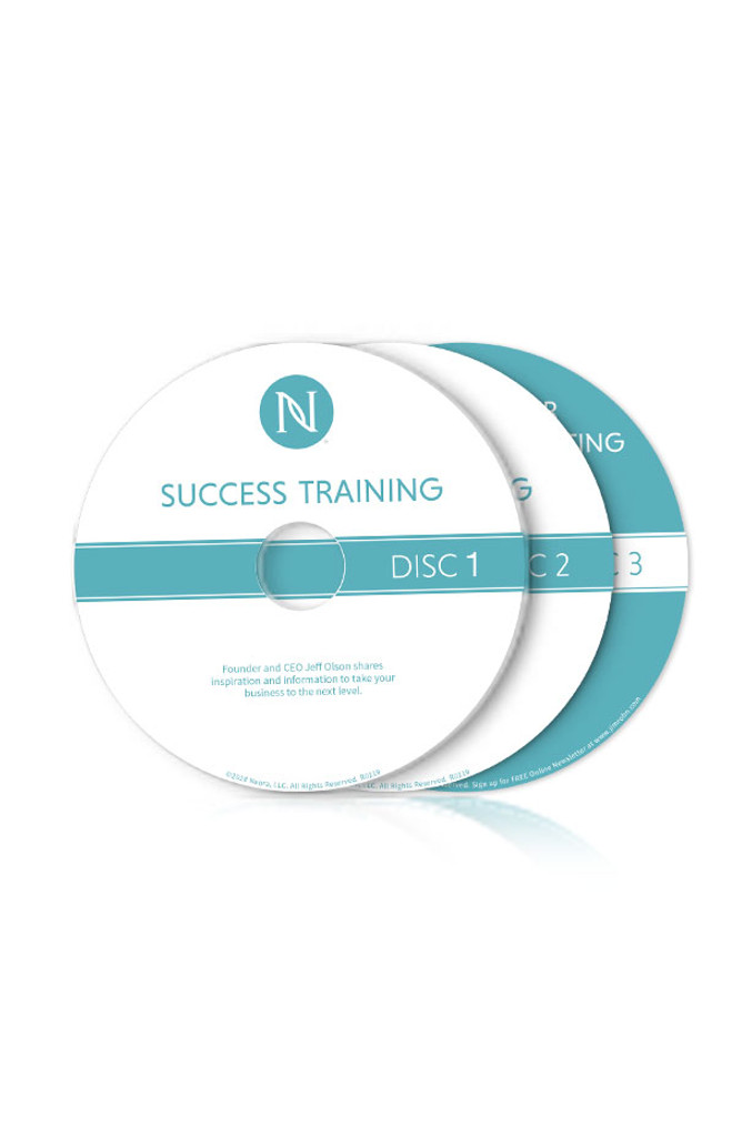 Success Planner Training Set (English)