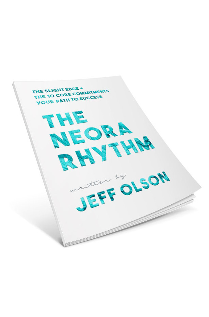 The Neora Rhythm Book by Jeff Olson