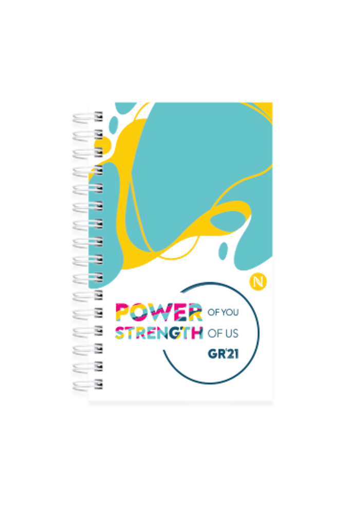 """""""Power of You, Strength of Us"""" Journal"""