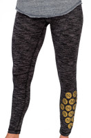 Ladies Legging (Heathered Gray)