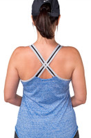 Ladies Advocate Tank Top (Blue)