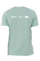Unisex Ripple Foundation Tee (Green)