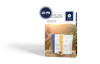 Wellness Chews 10-Pack Sample Cards (No Product Included)