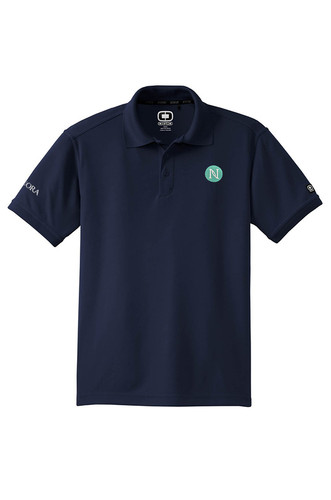 Made from 100% Polyester, not only does it have the classic look and three-button collar, but the tapered fit and bar-tacked placket look like a truly modern version of the basic polyester polo. It doesn't just follow on the trends in polo shirts, but takes them a step further.