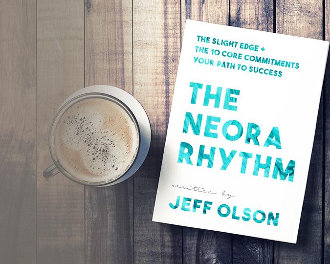 Jeff Olson's Slight Edge book