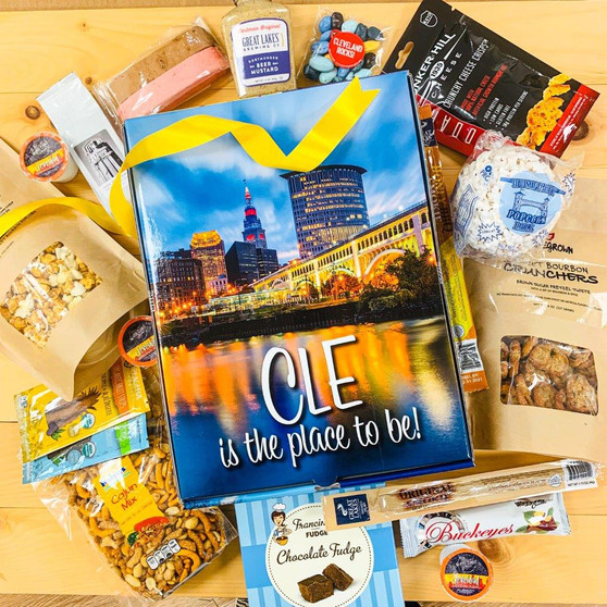 CLE is the Place to Be Gift Box! NEW Design