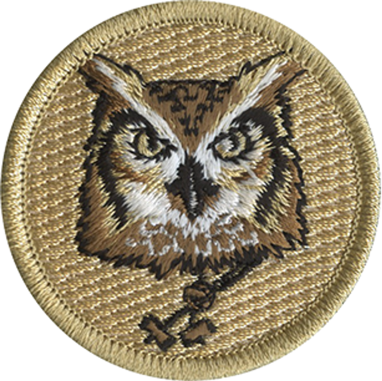 Wood Badge patrol patches