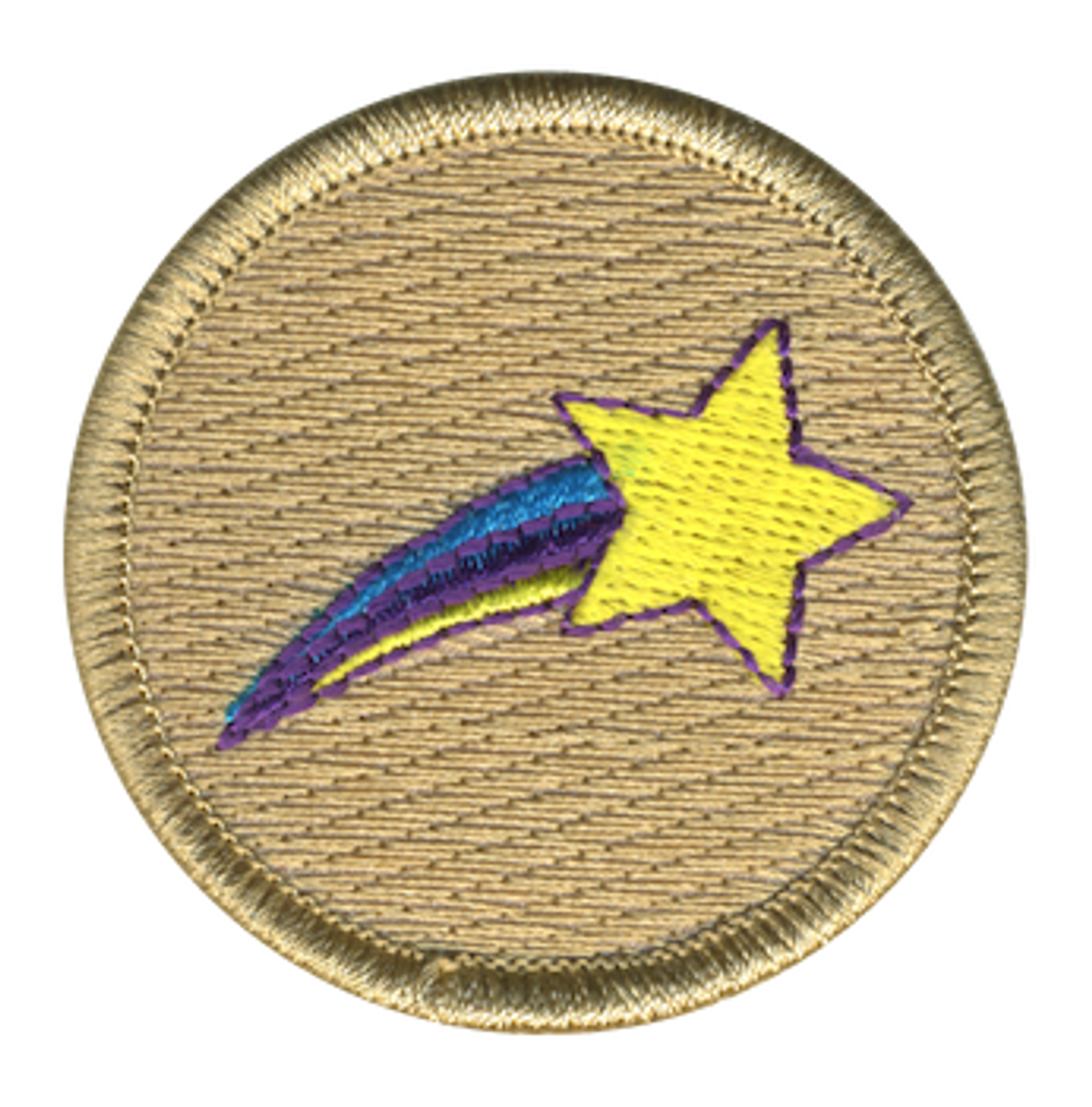 Shooting Star Scout Patrol Patch