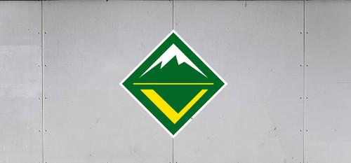 Venturing BSA Trailer Graphic With Venturing Logo