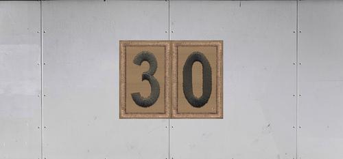 Scouts BSA Troop Unit Numeral Trailer Graphic