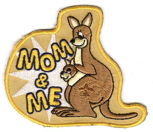 Mom & Me Patch