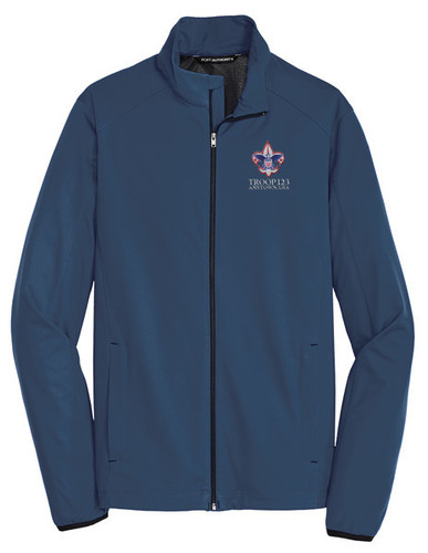 Scouts BSA Jacket with BSA Corporate Logo