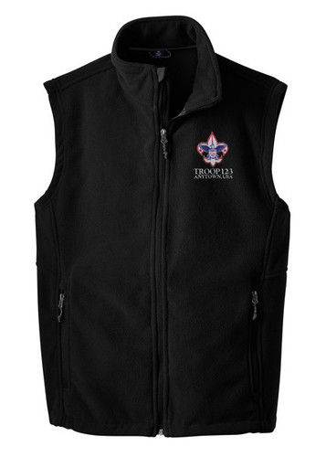 Scouts BSA Vest with BSA Corporate Logo