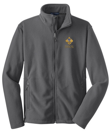 Cub Scout Pack Jacket with Cub Scout Logo