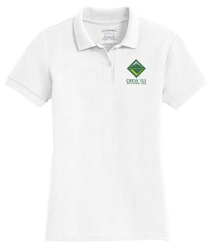 Cotton Pique Polo – Ladies with Venturing Logo