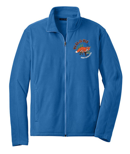 Fleece Jacket - Your Scout Reservation 2017*