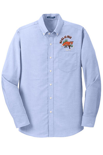 Oxford Long Sleeve - Your Scout Reservation 2017*