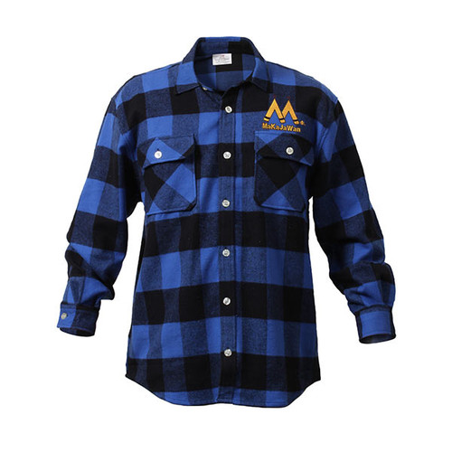 Blue Flannel  - Your Scout Reservation*
